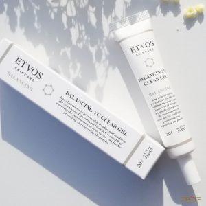 ETVOS バランシングライン 薬用アクネVCジェル